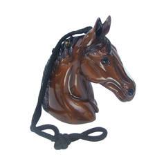 TIMMY WOODS Beverly Hills Rare Artisan Equine Handbag