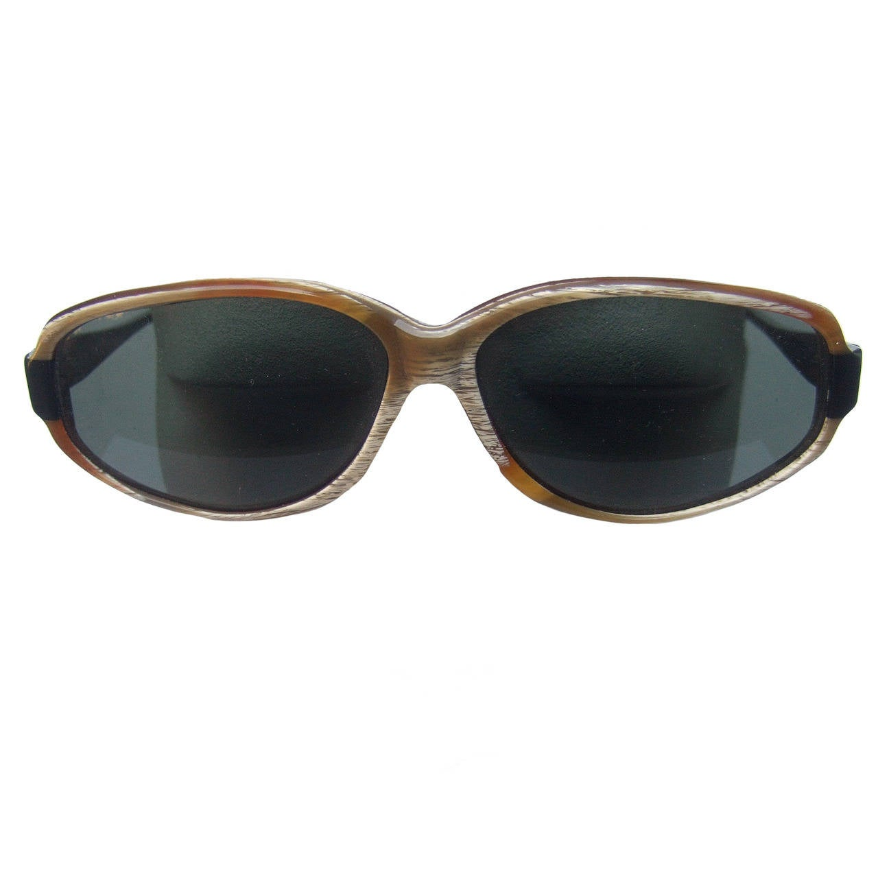 Jean Patou Paris Stylish Sunglasses Made in France For Sale