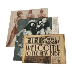 Rare Collection of Biba Ephemera