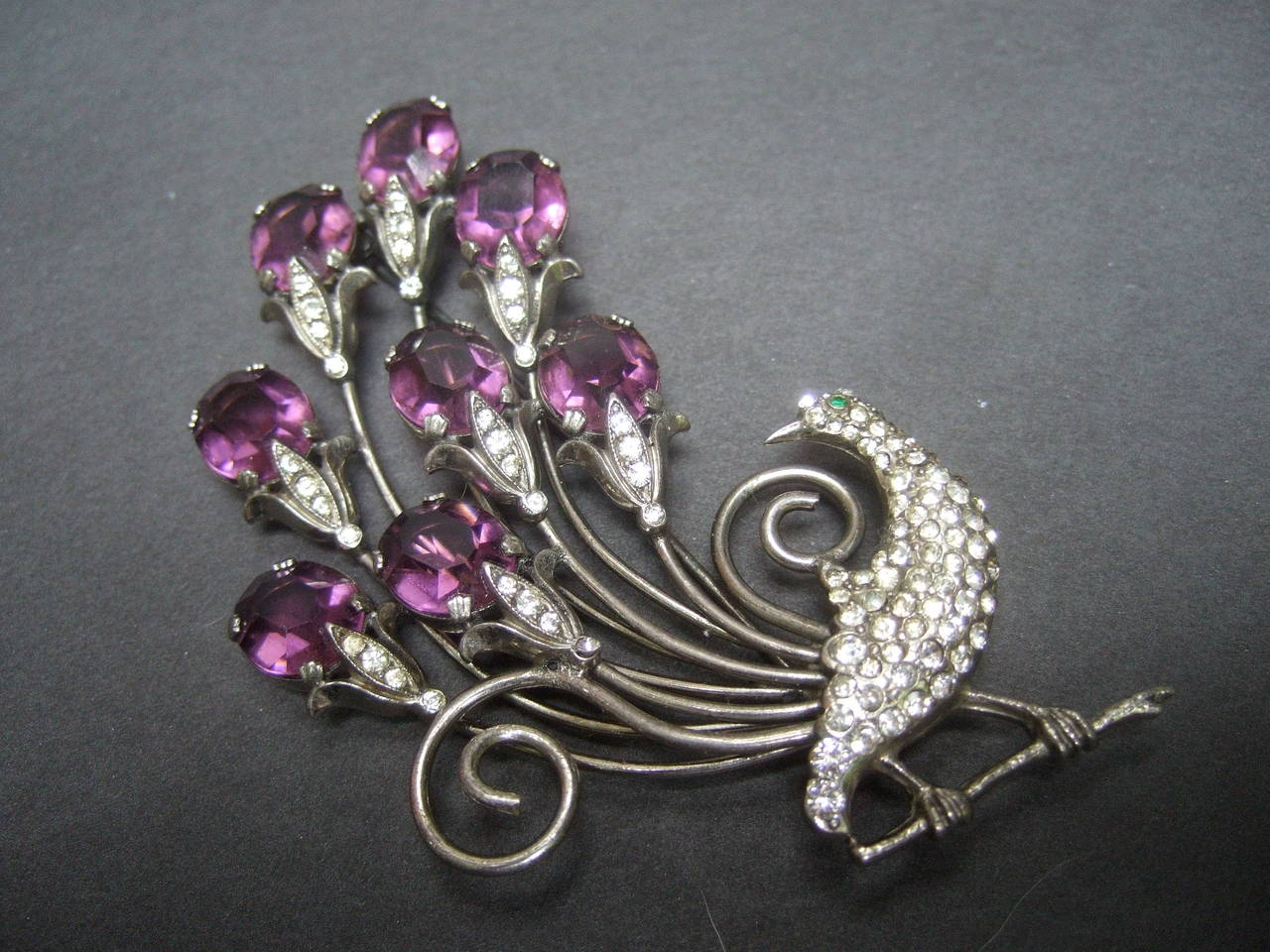 maqayla brooch product jewel rose set