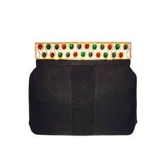 Art Deco Handbag by Anton Moritz