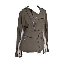 Vivienne Westwood Gold Label Bondage Jacket / Cape