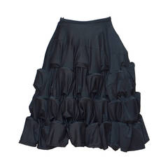 Comme Des Garcons   Wired Skirt 2007 New
