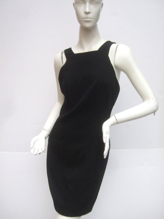Chic Black Cocktail Dresses
