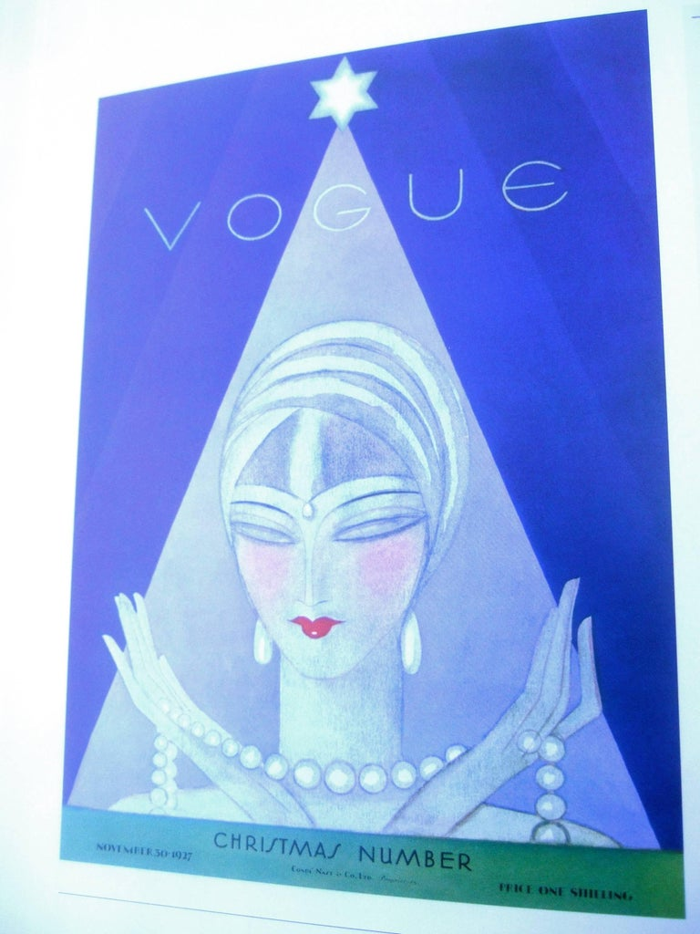 Vogue The Jewellery Hard Cover Book in Presentation Box by Carol Woolton  For Sale 1