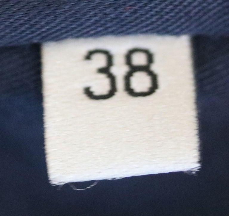 Gucci Embroidered Studded Denim Jacket For Sale 1