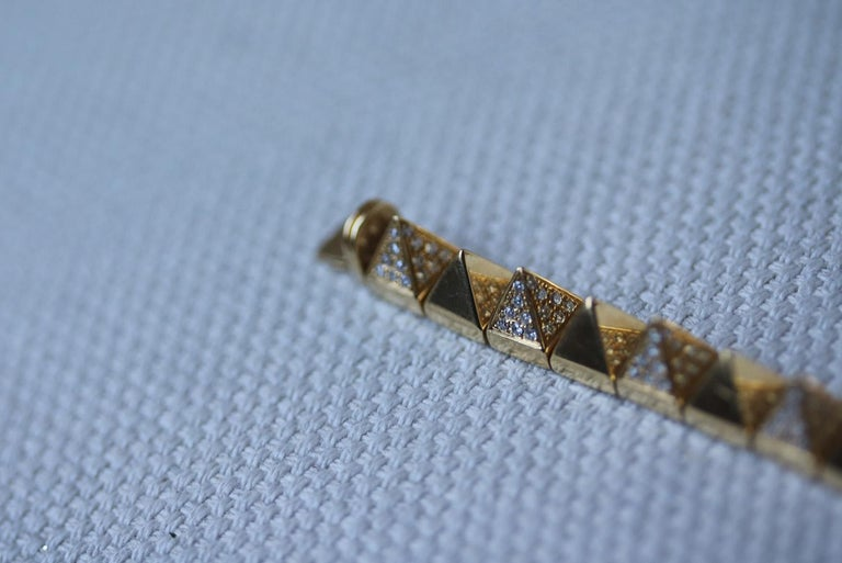 Anita Ko Yellow Gold Diamond Luxe Bracelet 1