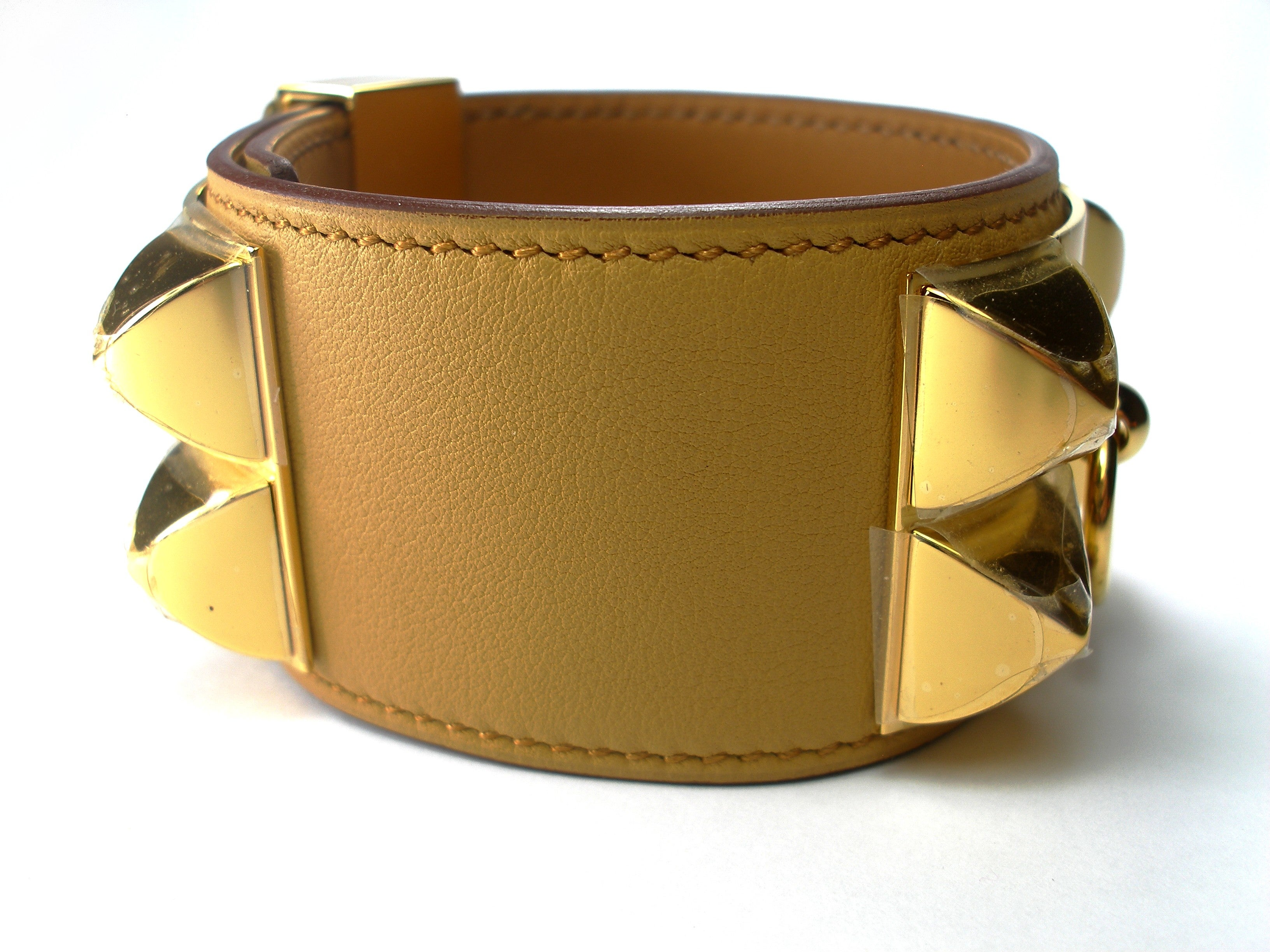 handbags veau bracelet s swift herm collier de leather luxury chien accessories an orange csk