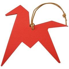 Hermès Charm bag Horse Petit H Sens de L'objet 2017 Size L / BRAND NEW