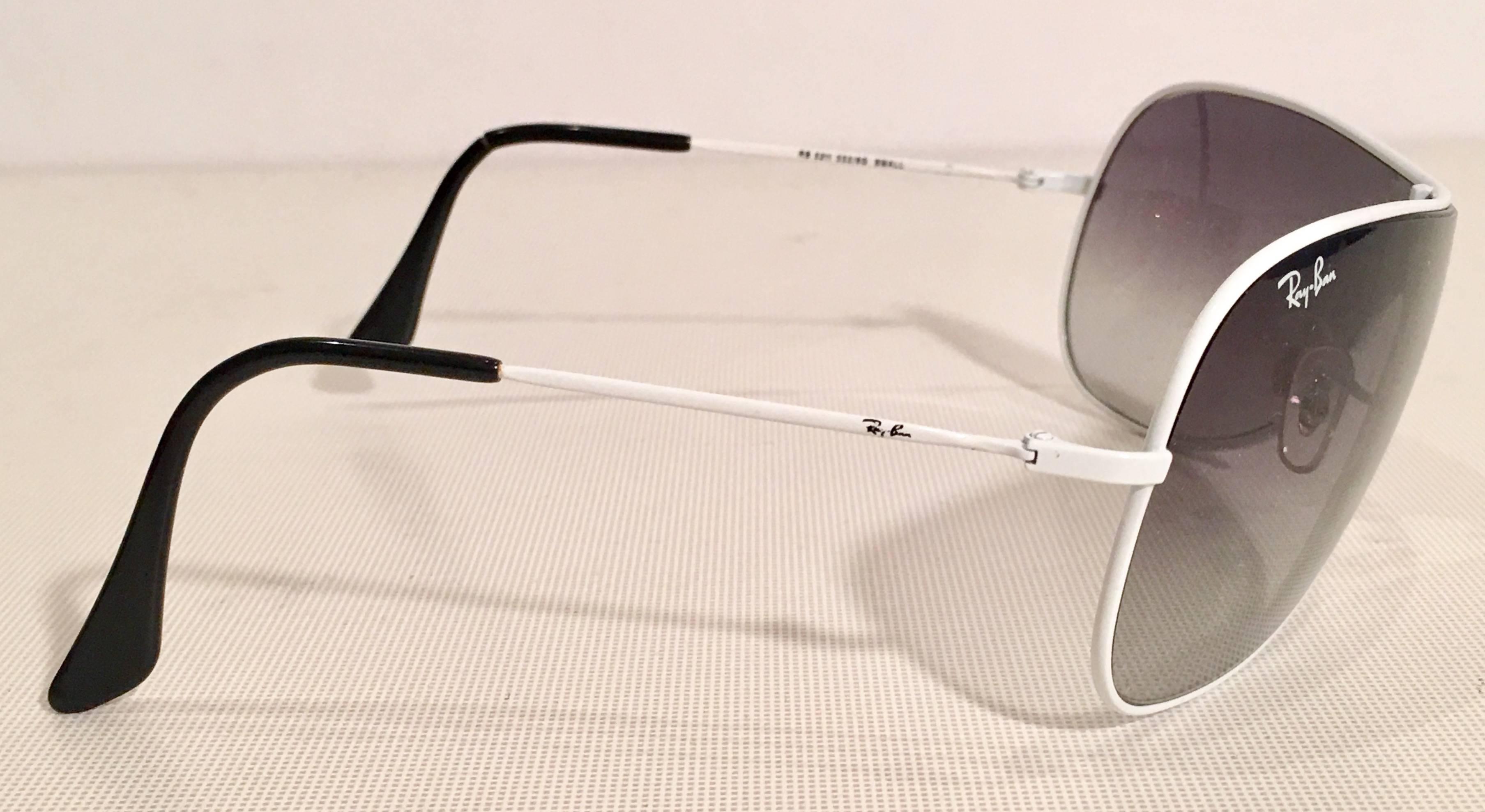 7da8f813a316 Ray Ban Sunglasses Shield Black Purple Frame « One More Soul