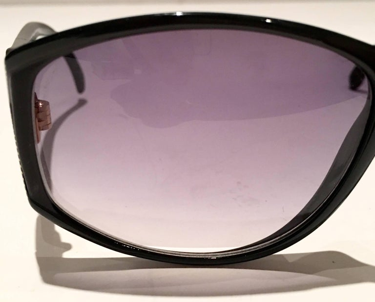 1980'S French Jacques Faith Sunglasses For Sale 2