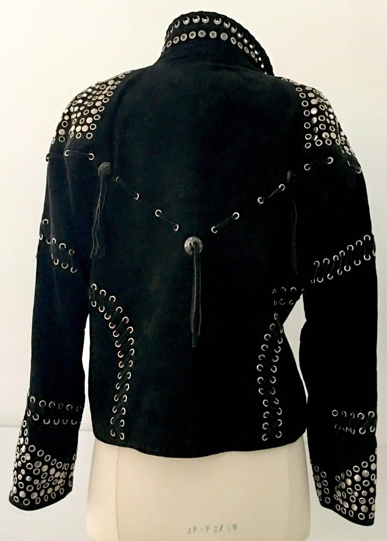 field cross swarovski jacket army mens starwearstatus us jackets embroidered rare military size knight brown jaded very com by vintage stud rrp exclusive go small to leather crystal