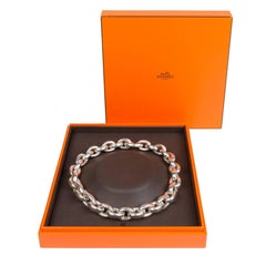 Contemporary Hermes Necklace
