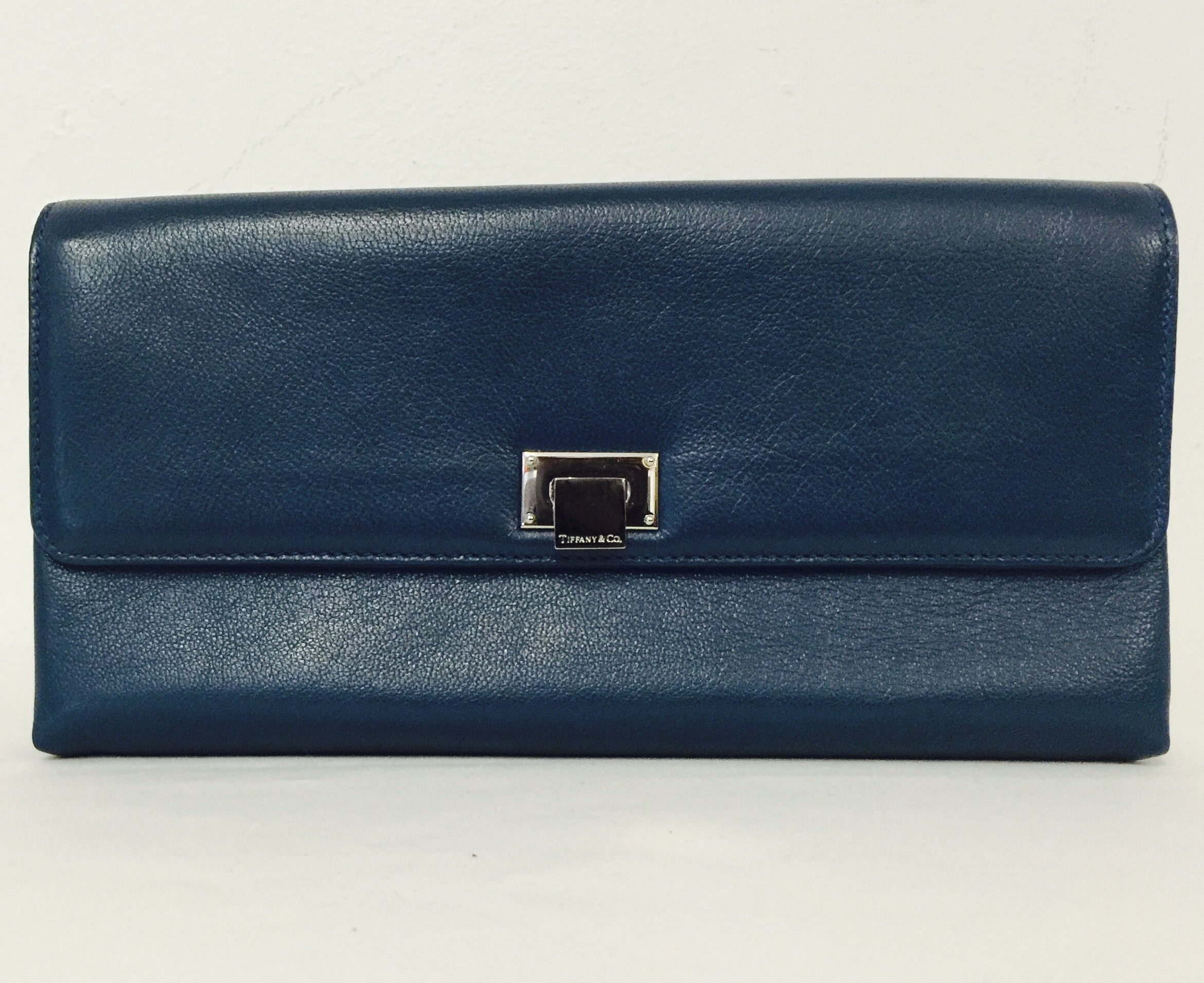 Teal Leather Piper Convertible Clutch Excellent Condition For Sale at  1stdibs a2a5d10fab807
