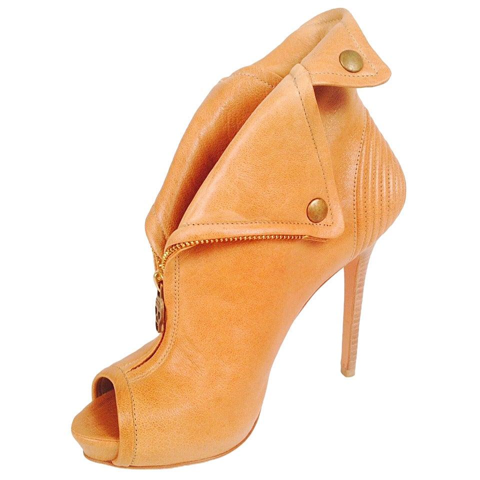 Alexander McQueen Faithful Boot 1