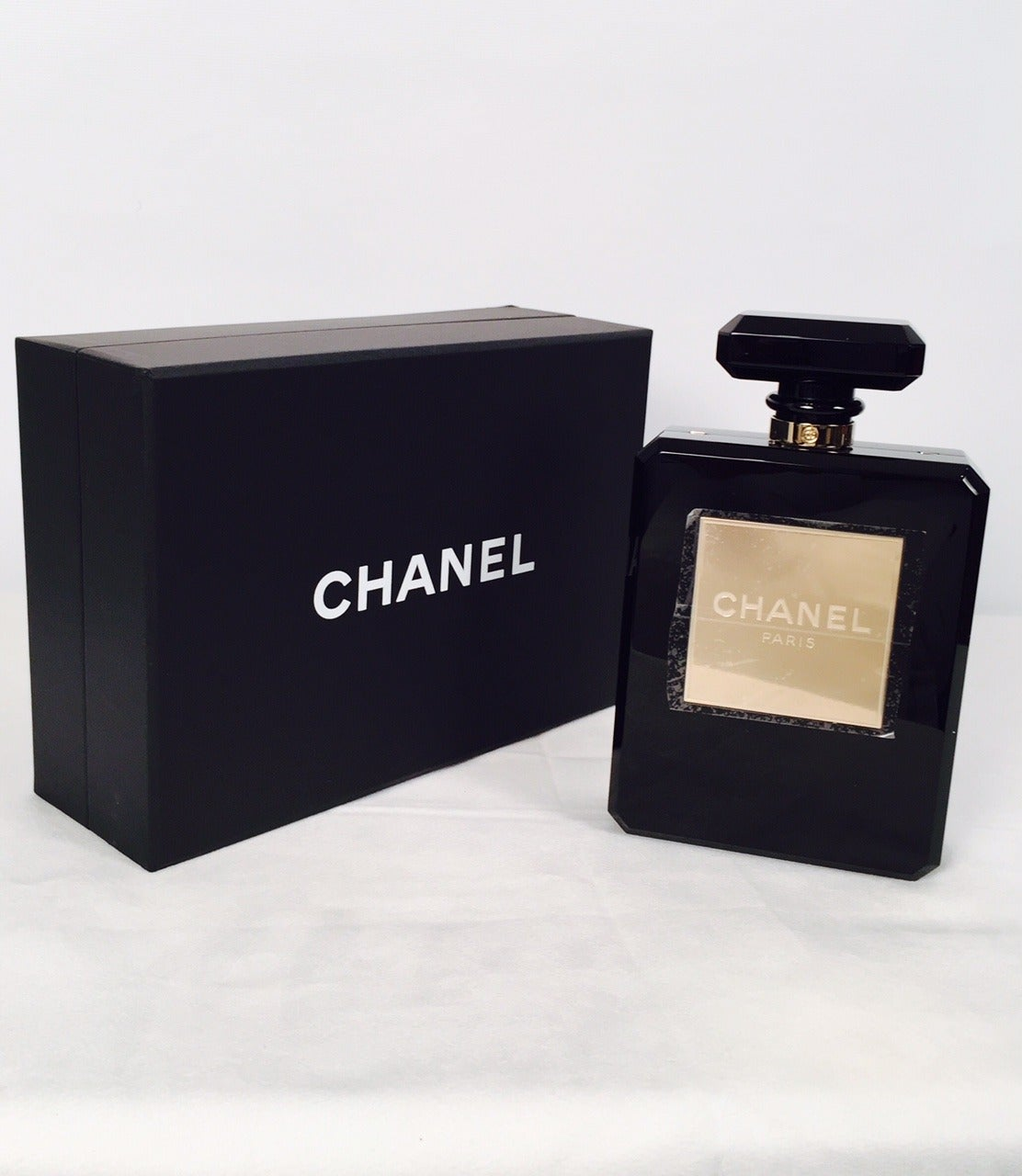 Brand New Limited Edition Chanel Perfume Bottle Evening Bag No. 20247442 6