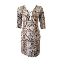 New Call of the Wild Just Cavalli Beach Coverup