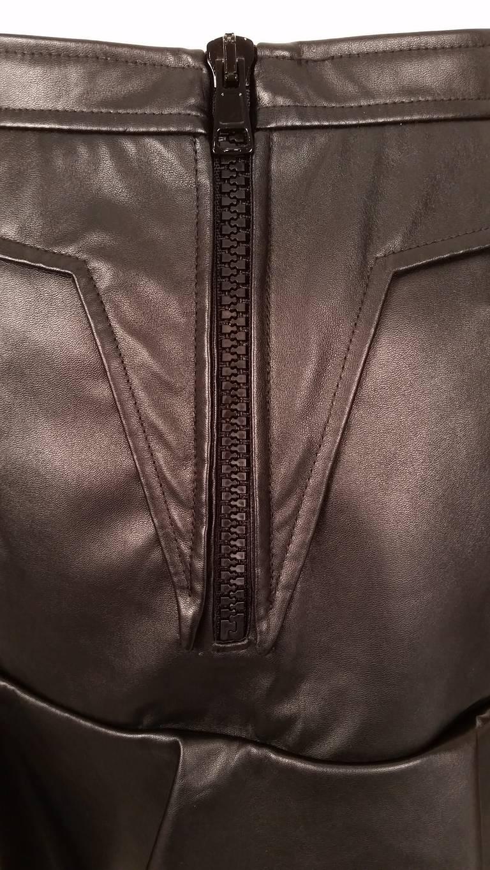 New Givenchy Fashion-Forward Peplum Skirt with Nylon Net Bottom For Sale 2