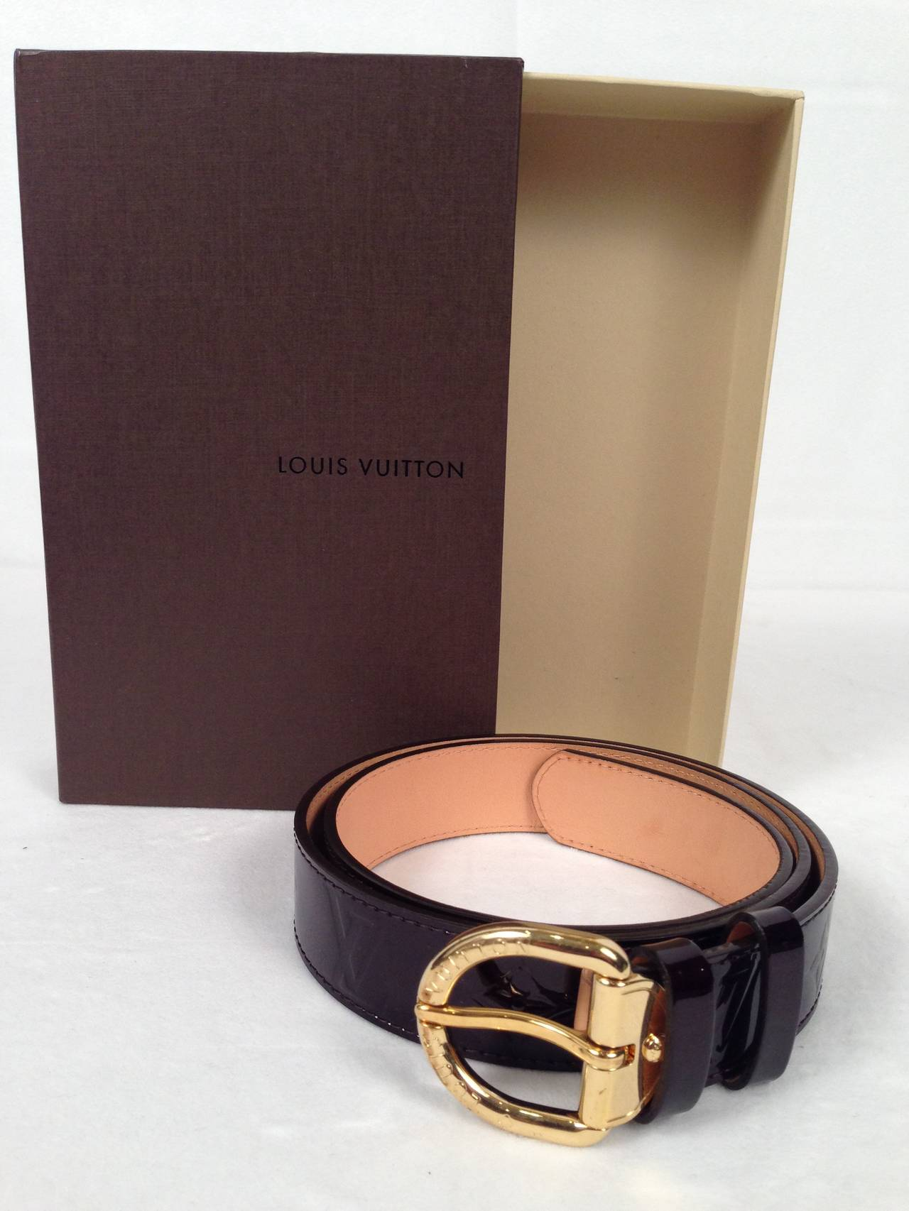 louis vuitton mens belt made in france