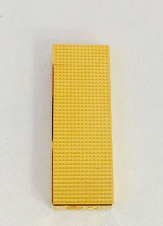 Men's Vintage Dunhill Rollagas Lighter