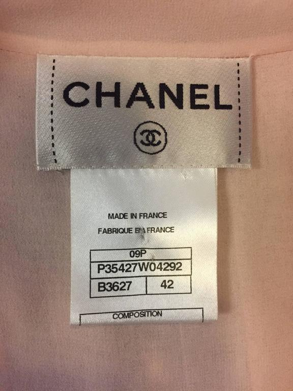 The crown jewel of Haute Couture Chanel, this classic two tone dress with bow 5