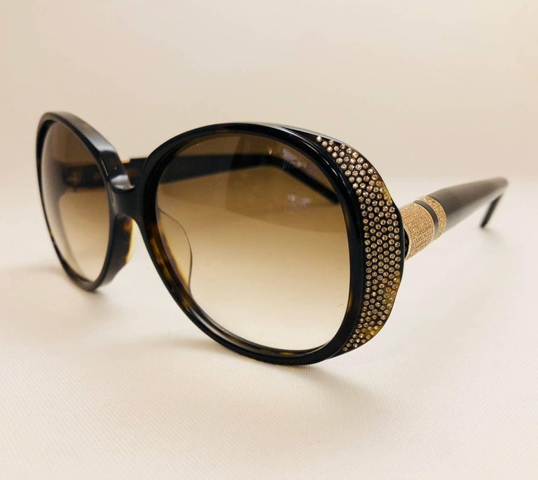 f5629f94366a Handmade in Italy, these Sospiri Large Sunglasses are worthy of Sophia  Loren! Crafted using