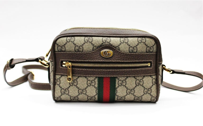 9007957318e7 From the actual collection of Gucci there is this beautiful mini bag. Gucci  ophidia crossbody