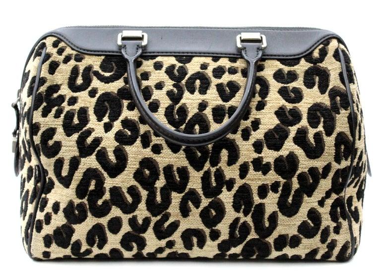 26c9b89321022 2012 Speedy Louis Vuitton Leopard Limitierte Ausgabe Tasche im ...