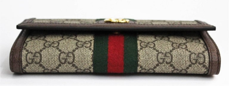 c7089611c7e Gucci Ophidia GG continental wallet at 1stdibs