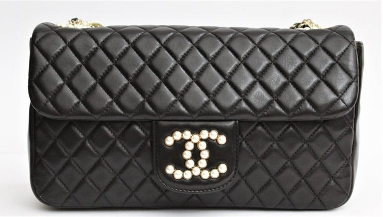 A dreamy bag for those who love fashion that's less serious and more playful. As always, Chanel never fails to bring elegance on the table; you can be certain that a bag has something to do with the brand Chanel when its quilted, structured,