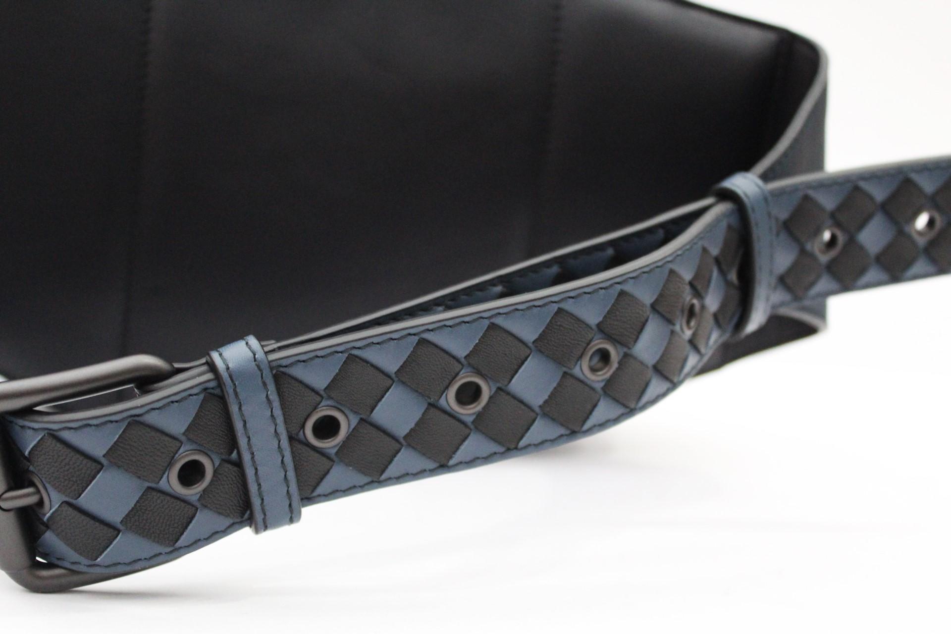 921eed57eb14 Bottega Veneta Lambskin Leather Belt Bag For Sale at 1stdibs