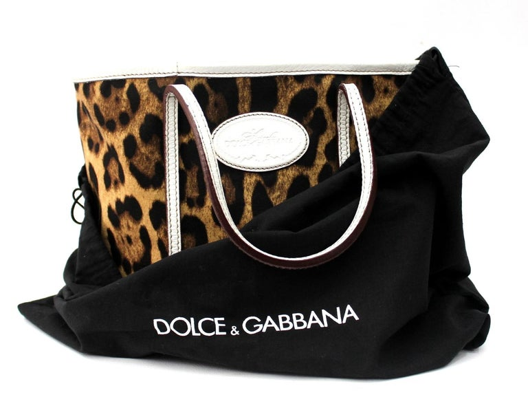 Dolce&Gabbana Maculata Bag In Excellent Condition For Sale In Torre Del Greco, IT