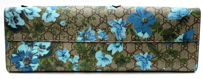 Women's Gucci Linea C Blooms Print XL Tote For Sale
