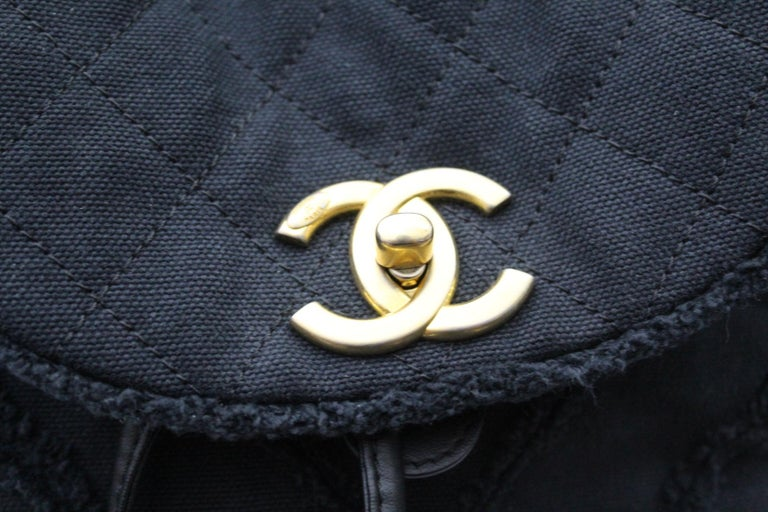 Women's 2017 Chanel Cruise Limited Edition Urban Spirit Backpack For Sale