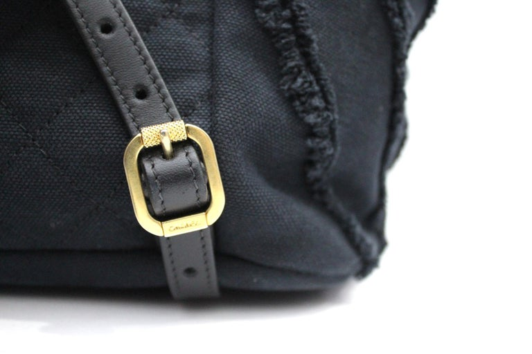 2017 Chanel Cruise Limited Edition Urban Spirit Backpack For Sale 2