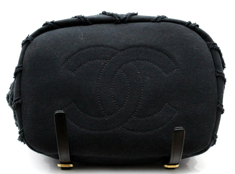 2017 Chanel Cruise Limited Edition Urban Spirit Backpack For Sale 3