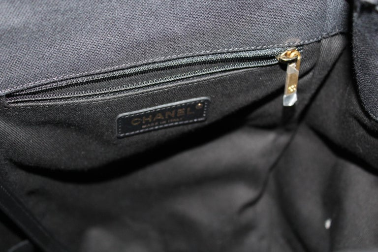 2017 Chanel Cruise Limited Edition Urban Spirit Backpack For Sale 4