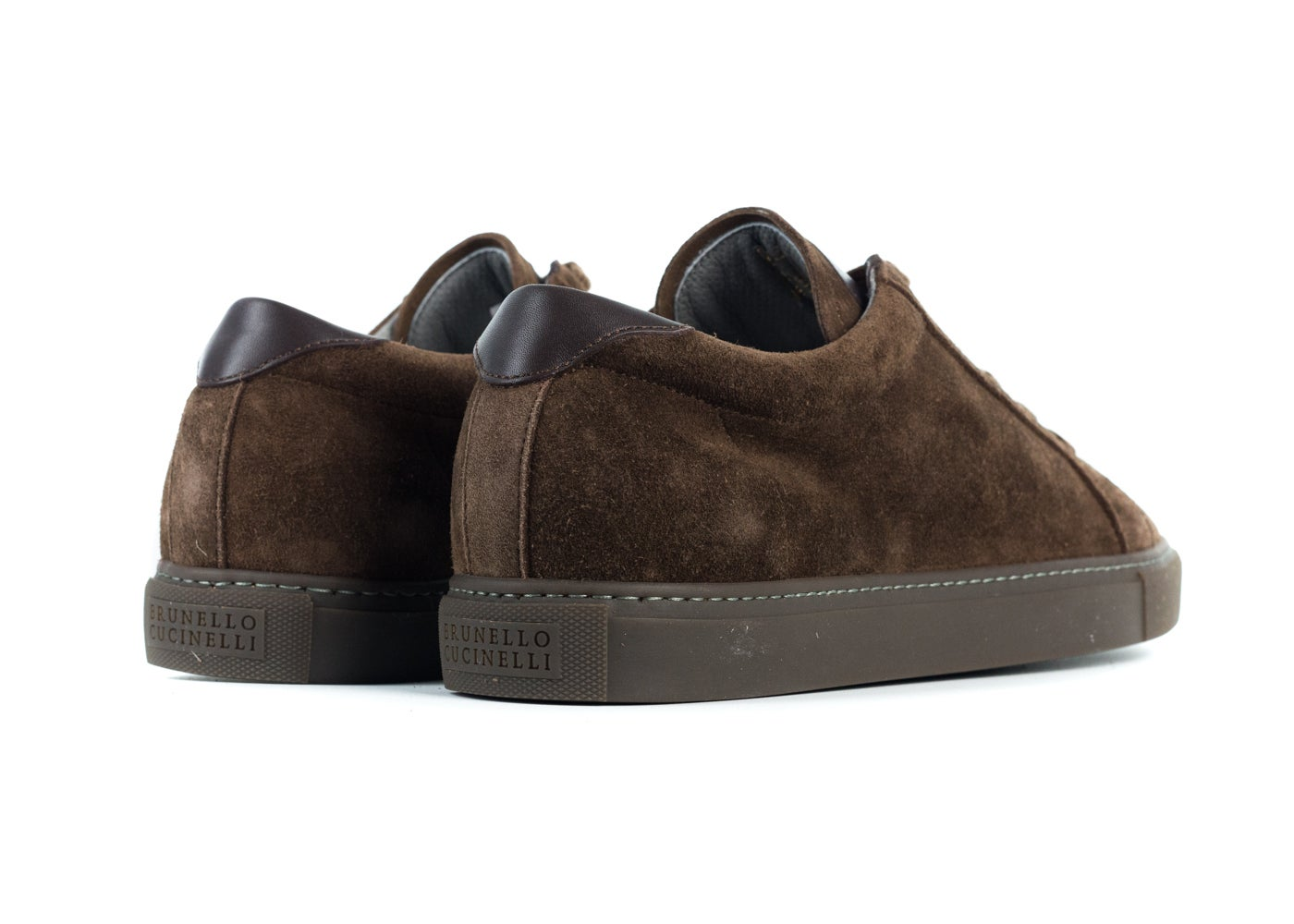 Slip on Sneakers for Women On Sale, Gold, Leather, 2017, 7.5 Brunello Cucinelli