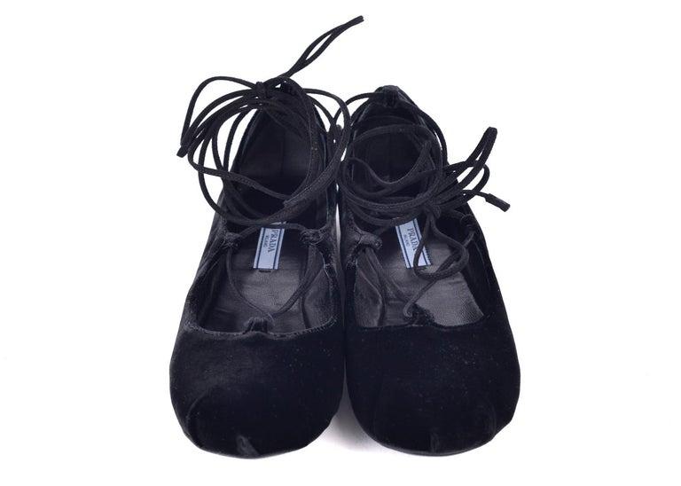 0e94be4325f https   www.1stdibs.com fashion clothing shoes prada-womens-black ...