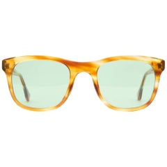 Les Salins Aloe Green Spectacles