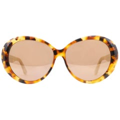 Jackie O. Golden Sand Spectacles