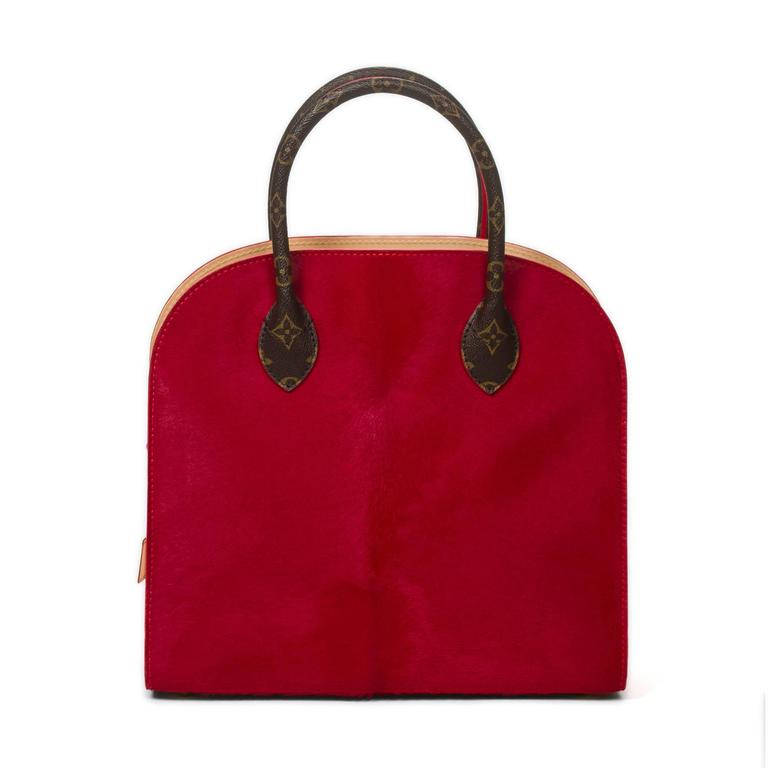 Women's Iconoclast Christian Louboutin Shopping Bag For Sale