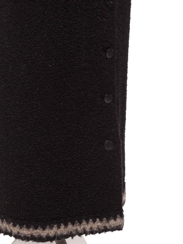 vintage chanel boucl 233 evening pencil skirt sz m at