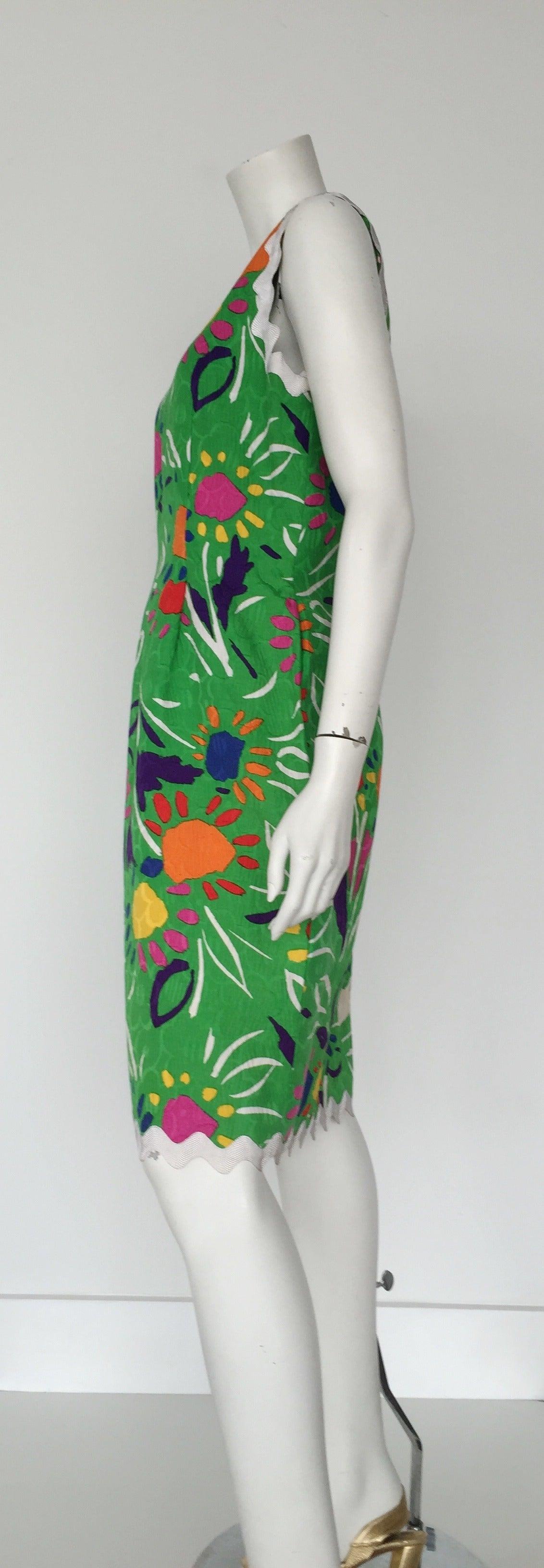 Bill Blass 70s Dress Size 10. 6