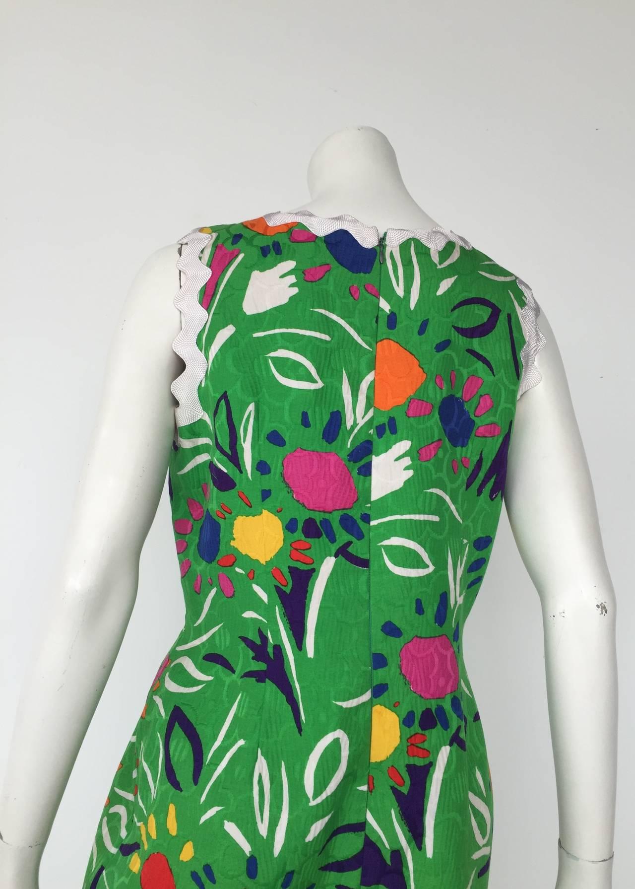 Bill Blass 70s Dress Size 10. 8
