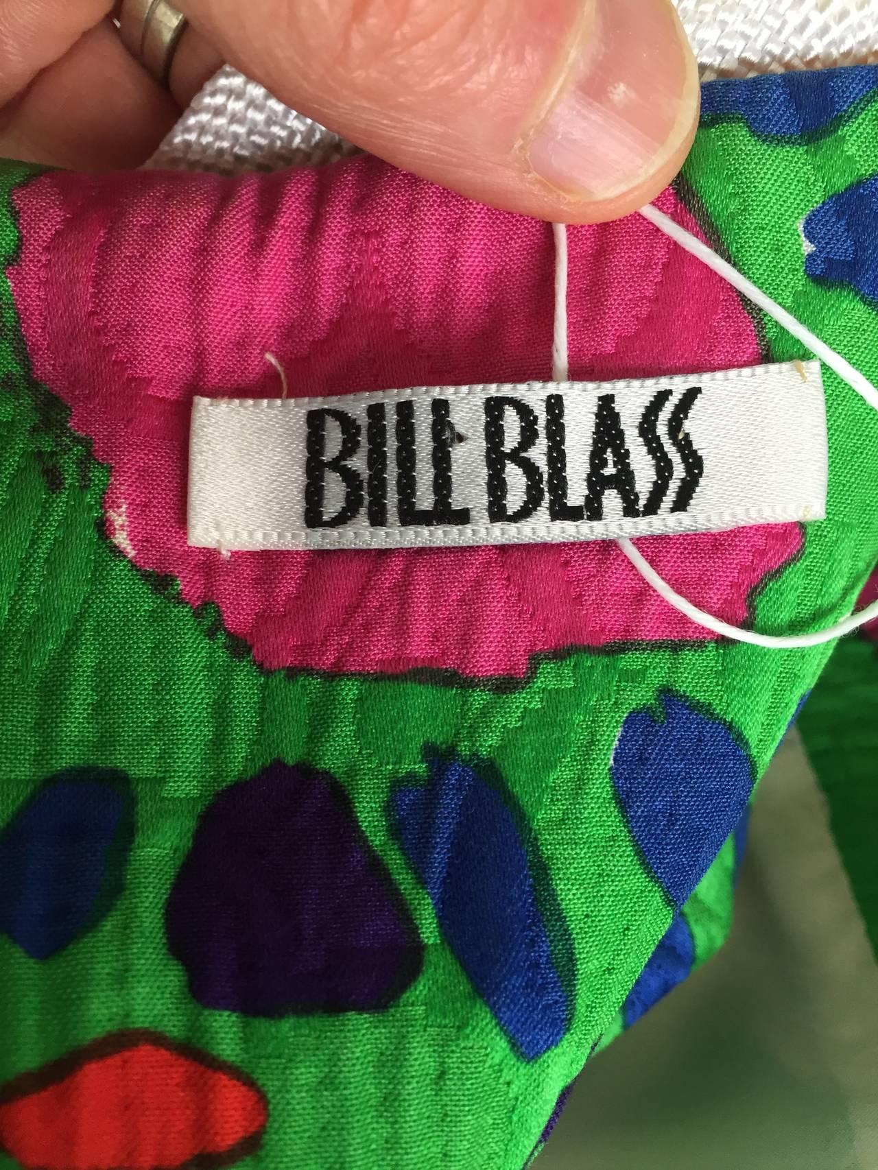 Bill Blass 70s Dress Size 10. 10
