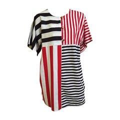 Pierre Cardin 80s Dress With Pockets Size Medium.