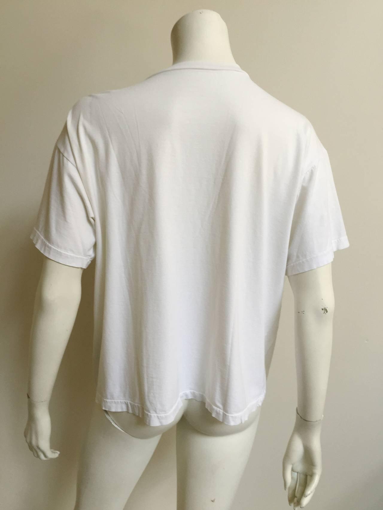 Patrick Kelly 1988 'Mississippi Lisa' t-shirt . 5