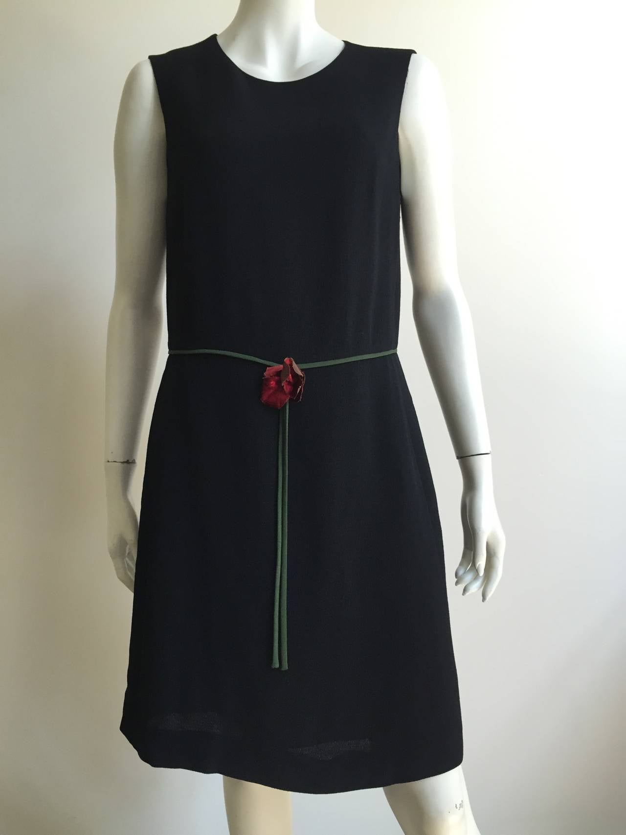 Moschino Black Dress   For Sale 5