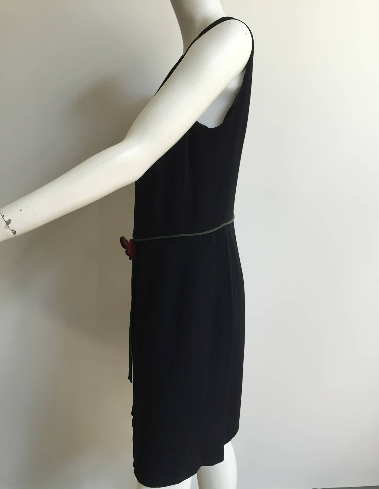 Women's Moschino Black Dress   For Sale